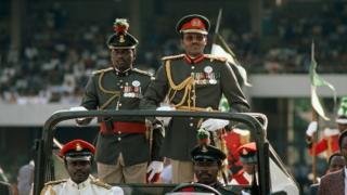 Major General Muhammadu Buhari: See di tins wey Nigeria see under im regime as Military Head of State