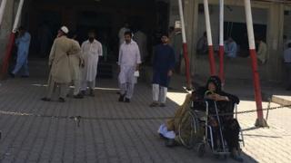 پشاور ہڑتال