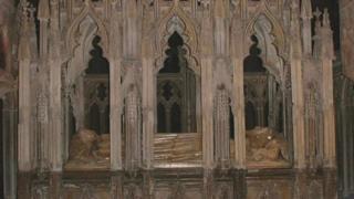 Могила Эдуарда II