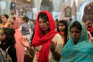 Христиане в Лахоре