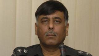 પાકિસ્તાનના પોલીસ અધિકારી રાવ અનવાર