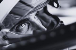 Belgian racer Jerome d'Ambrosio