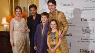 india, kanada, trudeau