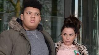 Disability hate crime: Katie Price backed over online abuse by MPs