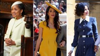 Doria Ragland, Amal Clooney and Abigail Spencer