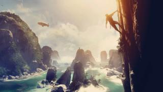 Crytek's The Climb