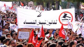 احتجاجات سابقة على مشروع القانون
