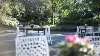 Ресторан у парку