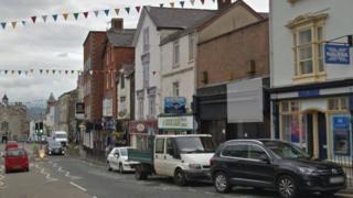 High Street, Denbigh