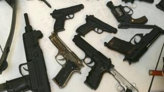 Those surrendering firearms will not face prosecution