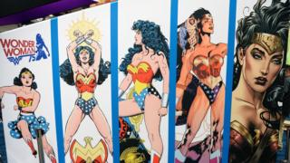 Images of Wonder Woman