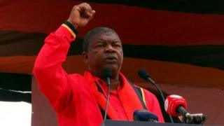 João Lourenço - wigeze kuba Minisitiri w'ingabo - niwe uzaba Perezida mushya wa Angola.