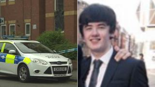 Matthew Cassidy died following Monday's incident