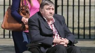 The loyalist faces 19 charges dating back to 1973