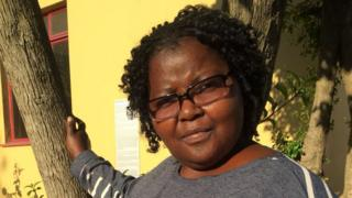Gloria Kente is the first black domestic worker to take her employer to court