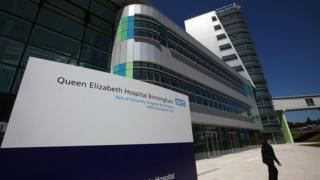 Queen Elizabeth Hospital Birmingham faces a £2m business rates rise