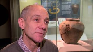 Ancient treasure displayed at Ulster Museum