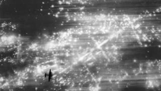 Фото бомбардировки Гамбурга