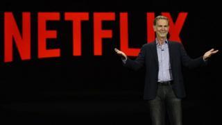 Reed Hastings, fundador y el director ejecutivo de Netflix.