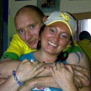 Keith Abbott and Linda Bailey