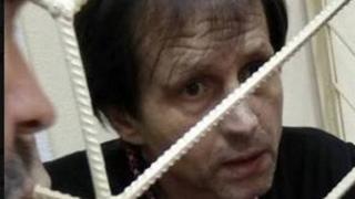 Внаслідок протестного голодування, яке триває понад три місяці, Володимир Балух втратив 30 кілограмів ваги