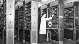 LEO computer system