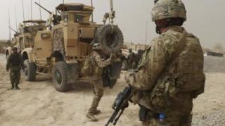 آمریکا حدود ۹۸۰۰ نظامی در افغانستان دارد