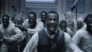 Nate Parker in The Birth of a Nation