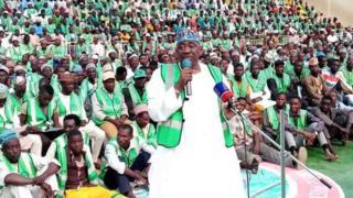 Abdullahi Abbas APC chairmo Kano