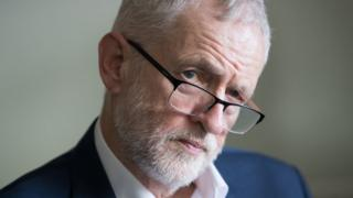 Labour anti-Semitism: Corbyn announces plan to speed up expulsions