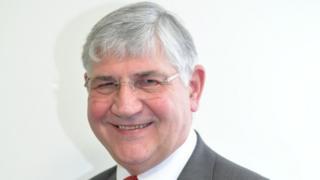 PCC Ron Hogg