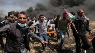 Di Gaza clashes na one f di deadly fight fight between Israel and Hamas wey 2,200 die