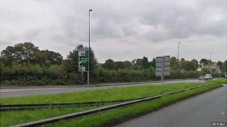 A41 New Chester Road