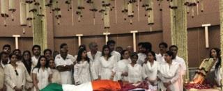 سری دیوی کی آخری رسومات