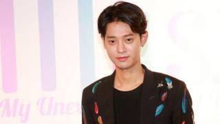 Şarkıcı ve söz yazarı Güney Koreli Jung Joon-young