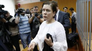 Відповідаючи на запитанні судді, чи зрозумілий їй вирок, Наталія Шаріна відповіла ні.