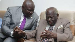 Akintọ̀la Williams ati Gomina Ambọde