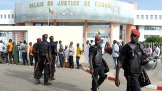 Au Sénégal 5 ans de travaux forcés requis pour un étudiant