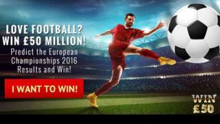 Vote Leave football ad