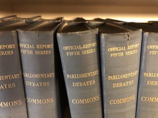 Hansard books