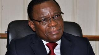 L'opposant camerounais Maurice Kamto