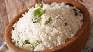 Travessa de arroz