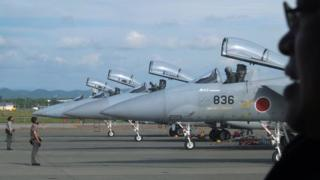 Japan plans to mount medium-range missiles on its US-made F-15 fighters