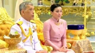 थाई राजा र रानी