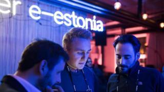 Е-Естонія