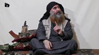 IŞİD lideri Ebu Bekir el-Bağdadi
