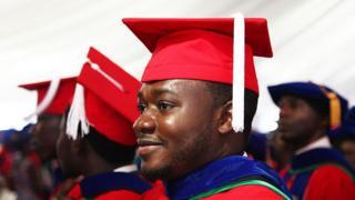 Student wey graduate from University of Yola, Nigeria