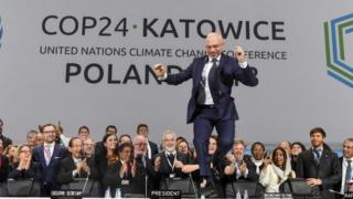 第24次《聯合國氣候變化框架公約》締約方會議(COP24)