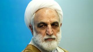 غلامحسین محسنی اژهای سخنگو و معاون اول قوه قضائیه ایران