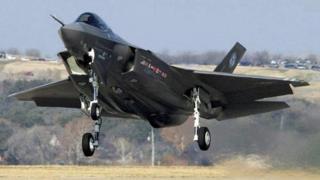 Israel ayaa dalbatay 50 diyaaradood oo ah nooca F-35